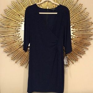 Laundry Navy Dress